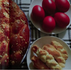 Easter, Greek delicacies