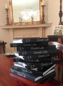 Signed copies of Greek Life