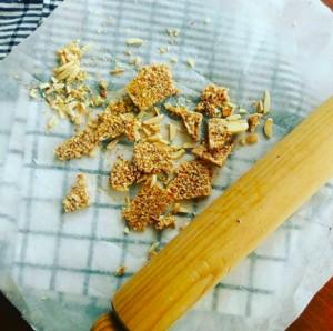 Smashed Pastelli