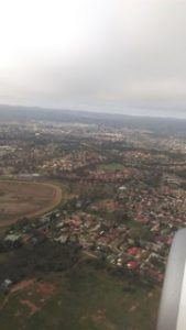 Canberra Aerial View
