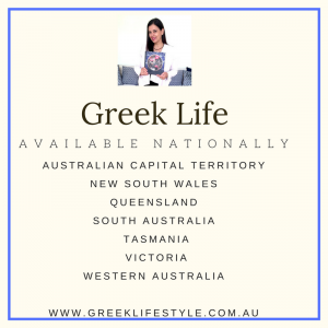 Greek Life book available nationally in Australia